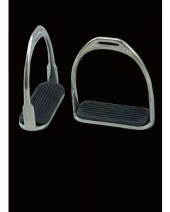 Eldonian Hunting Stirrups with Treads