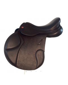 Jeffries Exquisite Jump Saddle M