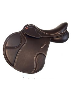 Jeffries Exquisite Jump Saddle HC