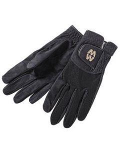 MacWet Competition Gloves - Short Cuff (Black)