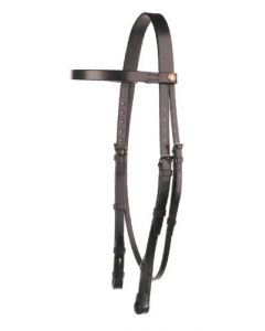 Plain Headstall - Falcon Range