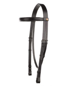 Raised and Padded Headstall - Falcon Range